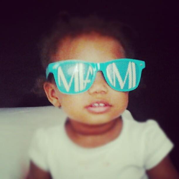 Miami Toddler!