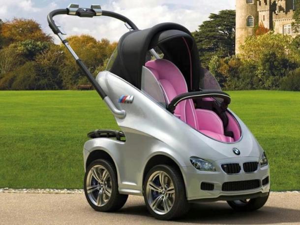 New BMW PRAM